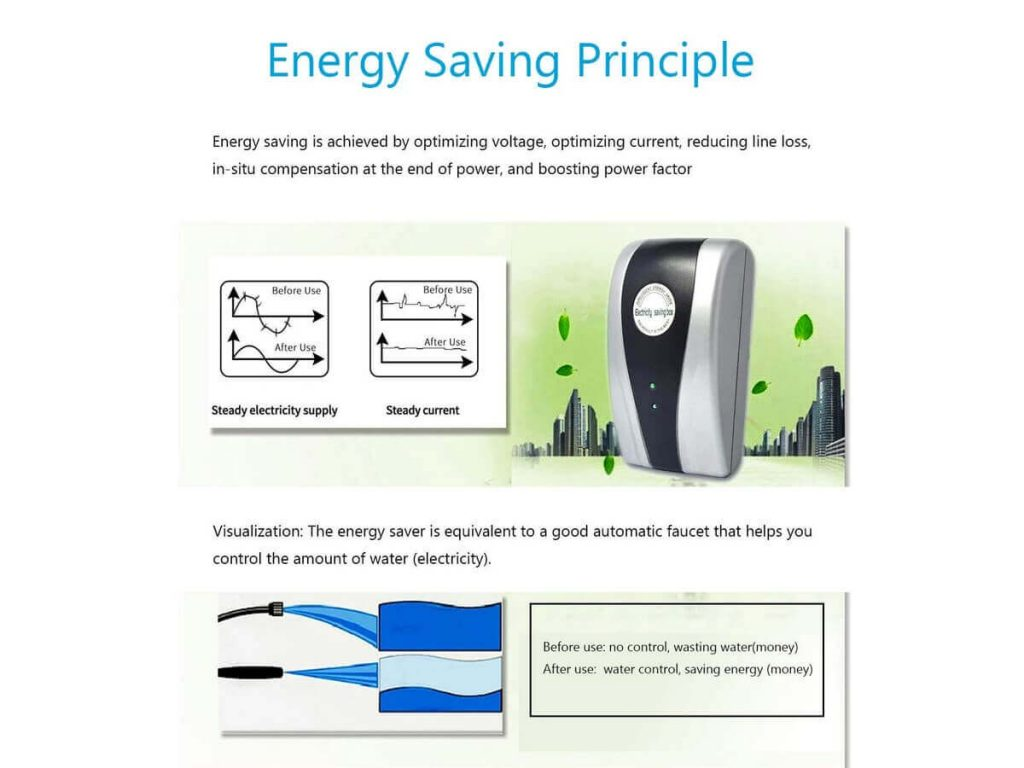 Energy-Saving Devices