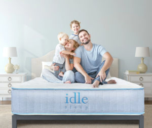 idle sleep, sound sleep bed, idle bed